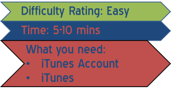 How-to: Create a free US iTunes Account without a Credit Card (works